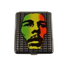 Cigaret Etui - Bob Marley One Love