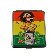 Cigaret Etui - Rasta Man Drums