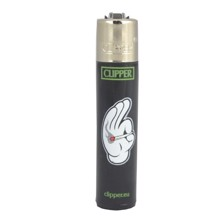 Clipper Lighter - Spliff Time