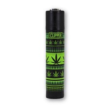 Clipper Lighter - Weed Signs