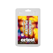 EZ Test - Heroin Purity Blister Pack