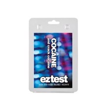 EZ Test – Cocaine Blister Pack