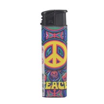 Elektrisk Lighter - Peace One