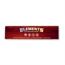 Elements - Red King Size Slim