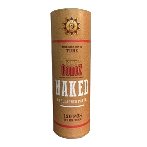 FLY ConeZ - Naked King Size 120 stk