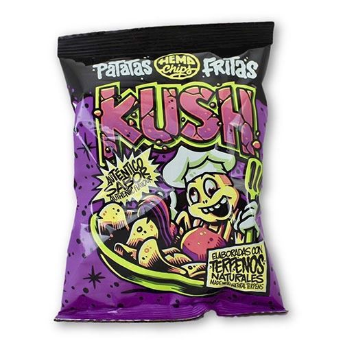 Hemp Chips - Kush