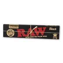 RAW - Black King Size Slim