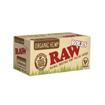 RAW - Organic King Size Slim Meterpapir