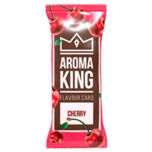 Aroma King - Cherry Flavour Card
