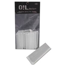 Black Leaf - Oil Rosin Filter Bag (S) 50 x 20 mm