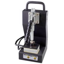 Black Leaf - Oil Rosin Heat Press 350 kg