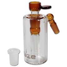 Blaze Glass - Precooler 6-Arm Amber SG 14,5/18,8 mm