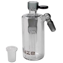 Blaze Glass - Precooler 6-Arm Grey SG 14,5/18,8 mm