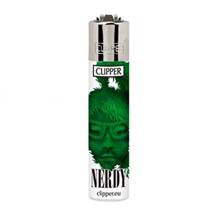 Clipper Lighter - MICRO Nerdy