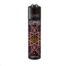 Clipper Lighter - Spaced Out