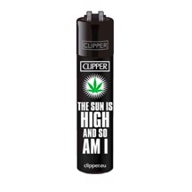 Clipper Lighter - The Sun Is High And So Am I