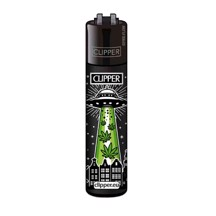 Clipper Lighter - UFO Weed