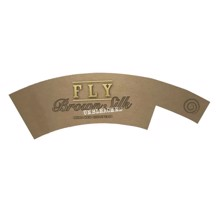 FLY - Brown Silk Unbleached Filtertips