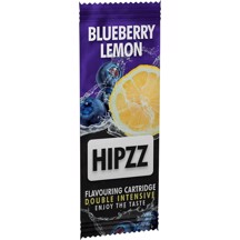HIPZZ - Blueberry Lemon Smagskort
