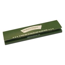 Smokers Choice - Rolling Papers Organic Hemp Super King Size