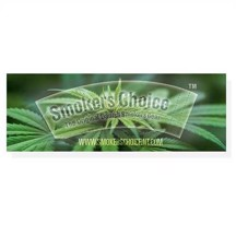 Smokers Choice - Sticker Cannabis