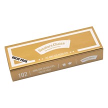 Smokers Choice - Value Pack Gold King Size Filtertips