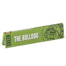 The Bulldog - Green Hemp King Size Slim
